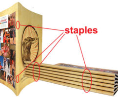 Types of Booklet Binding: Saddle Stitch vs Perfect Binding