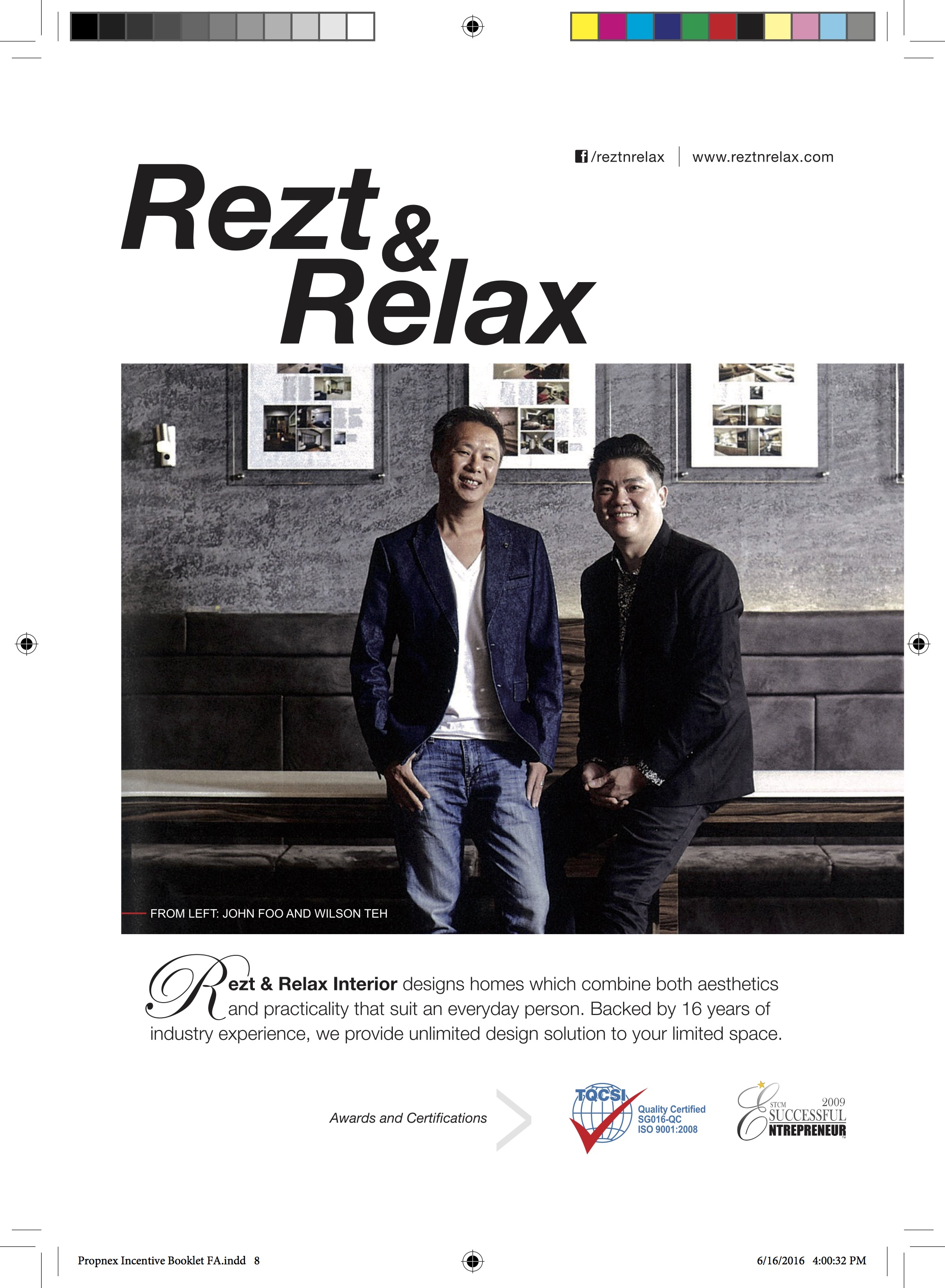 Rezt and relax sample booklet 2 How to print a good and clear booklet How to print a good and clear booklet Rezt and relax sample booklet 2 1