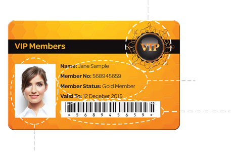 membercardsamplefront – Membership Card Samples