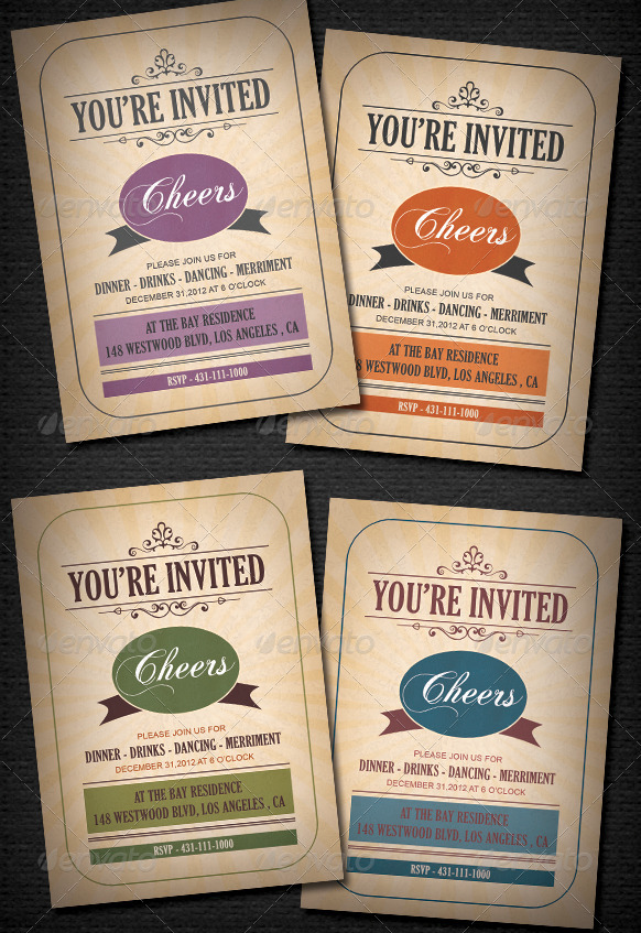 Invitation Card Printing Design Template 6 Amazing Invitation Card Printing Design Template Craft invitation card