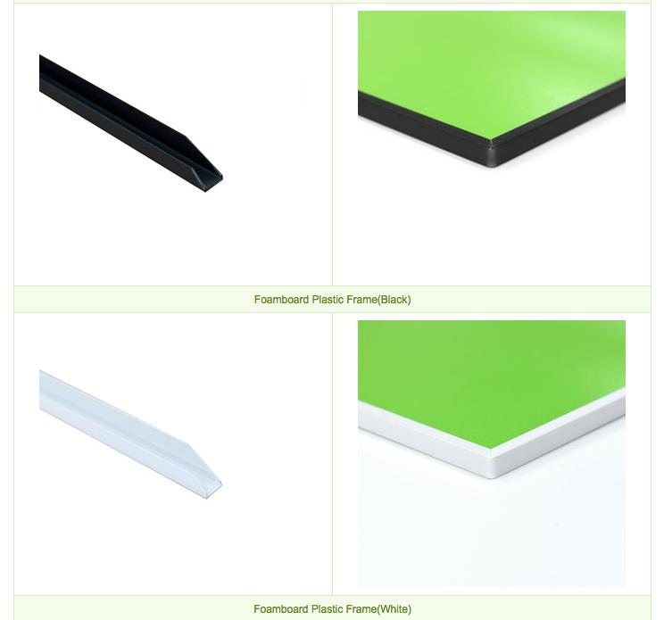 foam board Foam Board printing Foamboard Plastic Frame