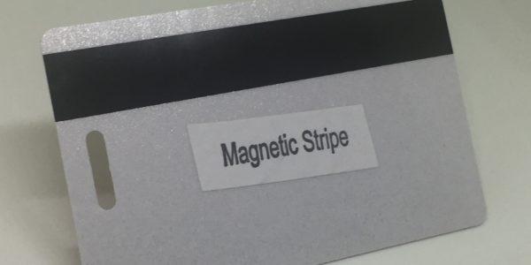 Plastic Card Magnetic Stripe