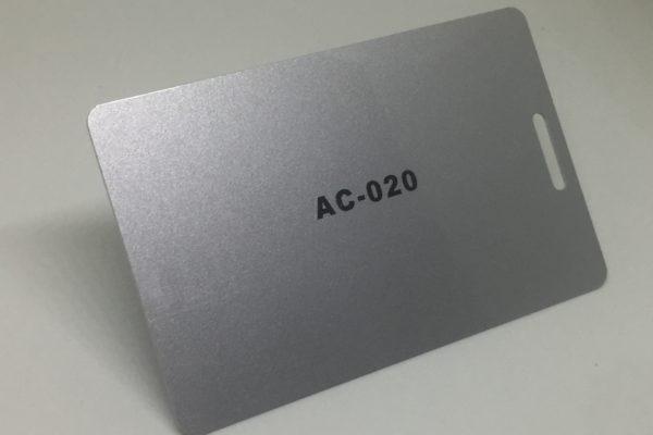 normal silver Plastic Card Plastic Card Quotation normal silver Plastic Card 600x400