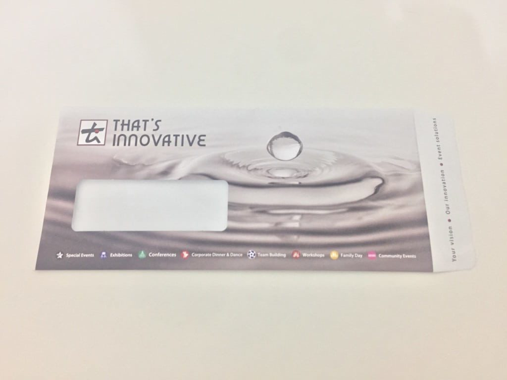 Envelope Printing Envelope Printing by That's Innovative Pte Ltd Thats Innovative Pte Ltd Envelope Printing Front 1024x768