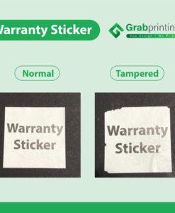 Home Page Warranty Sticker 247x300