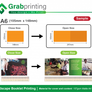 How are booklet printed? How are booklet printed? grabprinting digital print landscape booklet sample 501px 600px 300x300