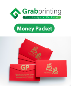 money packet printing Custom money packet printing Custom Red Packet Printing with Gold Hot stamping 501px 501px 247x300
