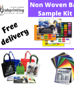 printing Home Non Woven Bag Sample Kit 247x300